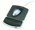 范罗士(FeIlowes) CRC91741 尊贵丝质白框鼠标垫(伯爵灰)