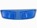 范罗士(FeIlowes)CRC91847 水晶硅胶键盘托(冰晶蓝)